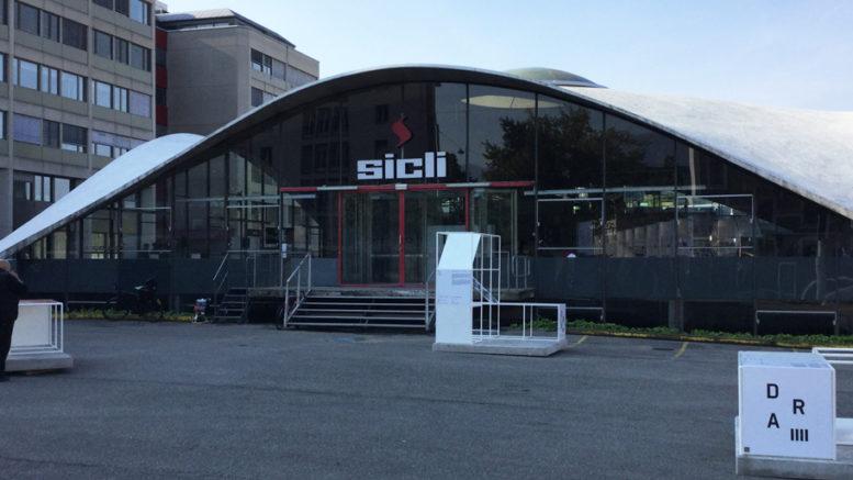 Pavillon Sicli, quartier Praille-Acacias-Vernets (PAV)