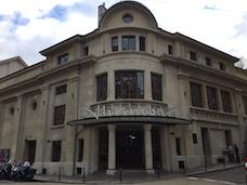 Scène culturelle de la ville de Genève