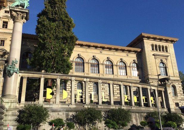 BDFIL 2019 Festival Bande dessinée Lausanne exposition Palais Rumine Riponne
